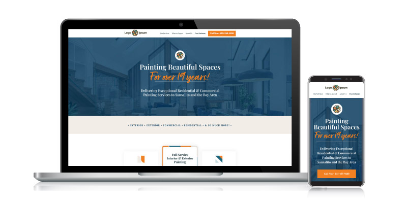 Dedicated Landing Pages are essential to successful contractor marketing campaigns.