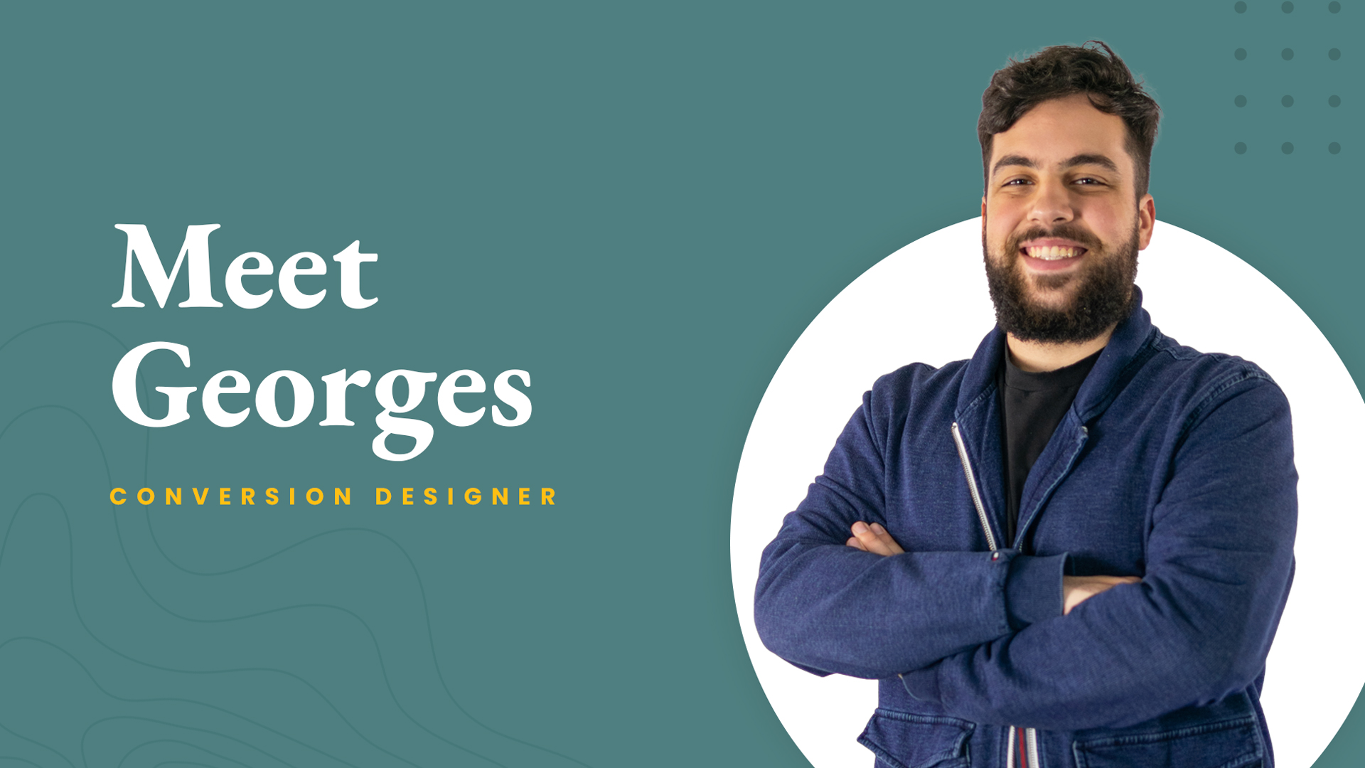 Webrunner Media - Meet the Crew: Georges