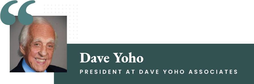 Dave Yoho - President at Yoho and Associates