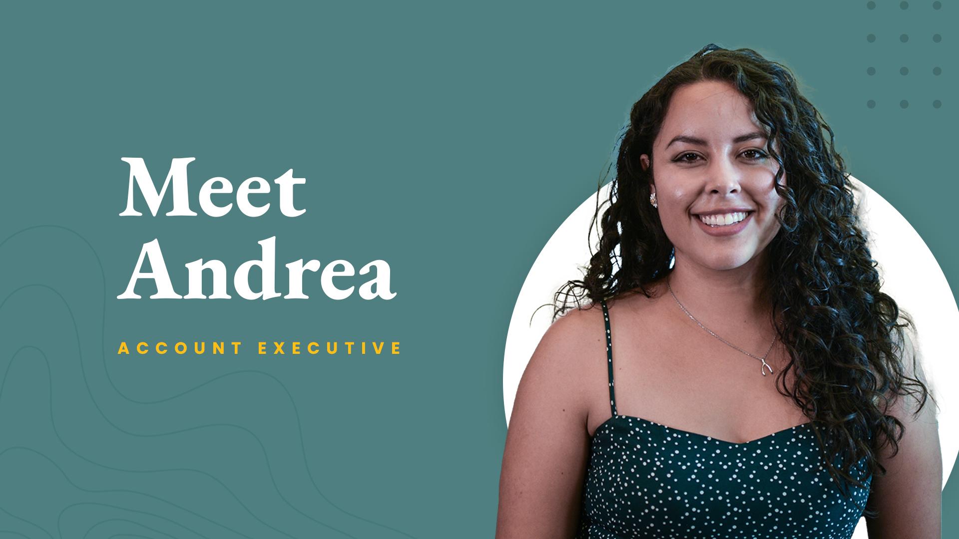 Meet The Crew: Andrea