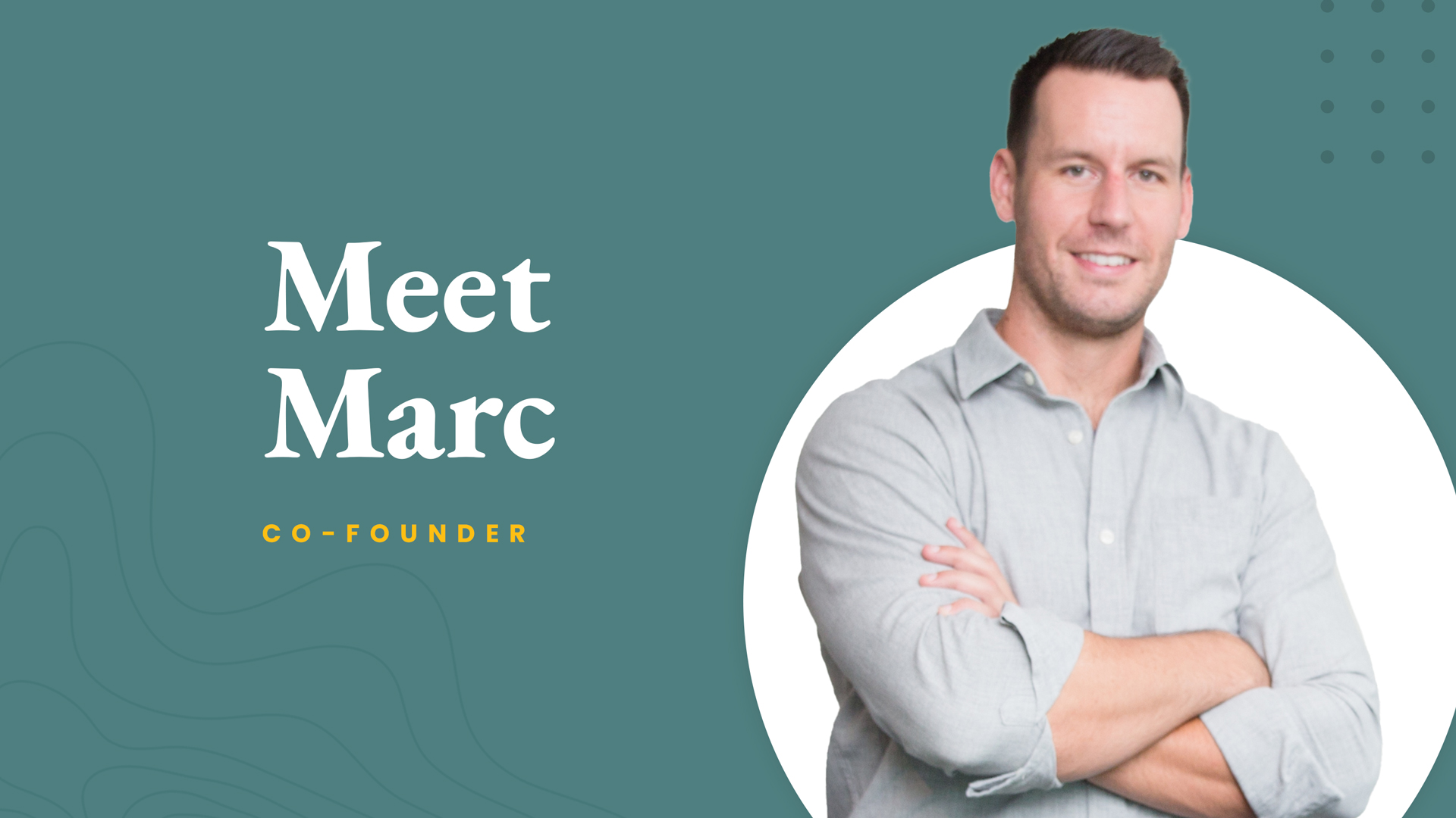 Meet The Crew: Marc Levesque, Co-Founder, Webrunner Media
