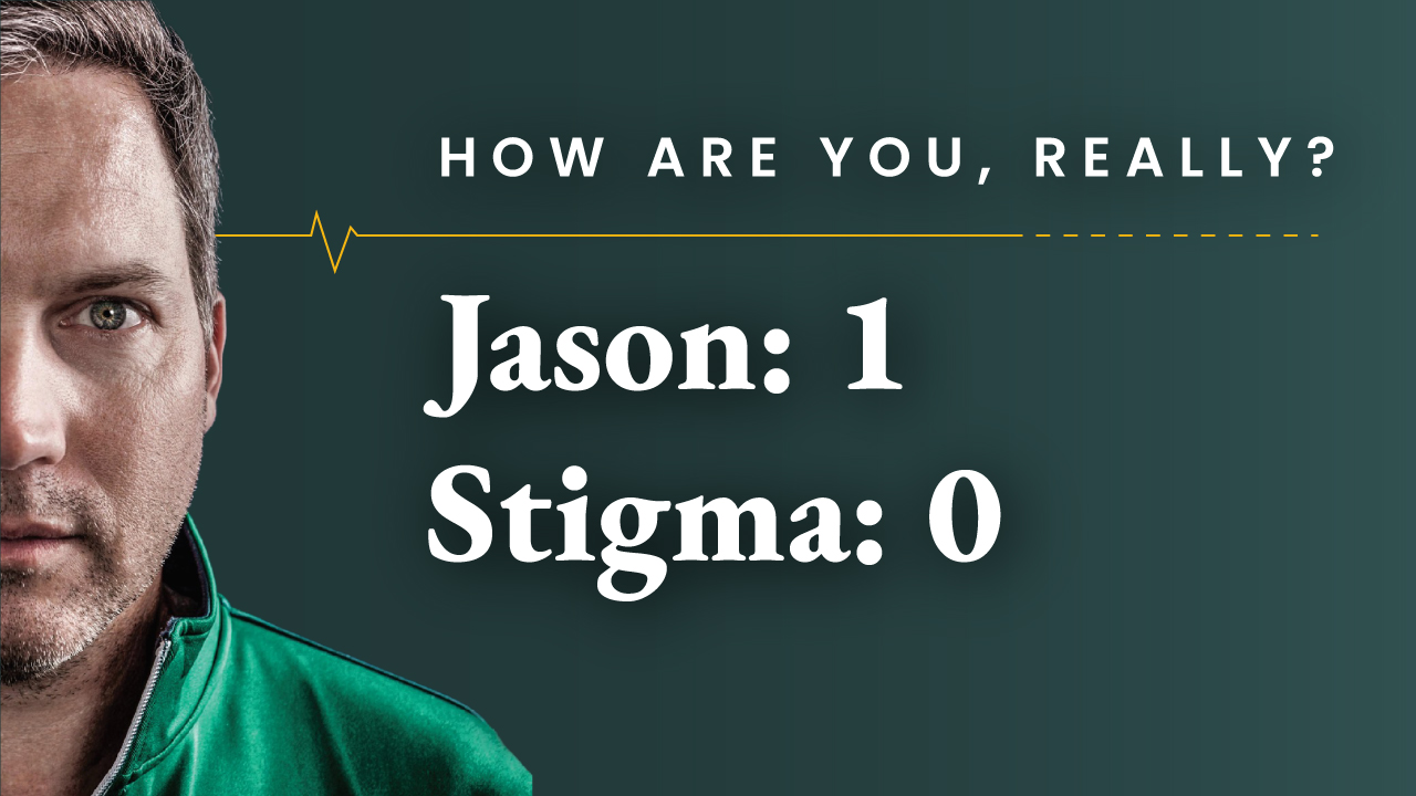 Breaking the Barriers of Mental Illness Stigma w/ Jason Finucan