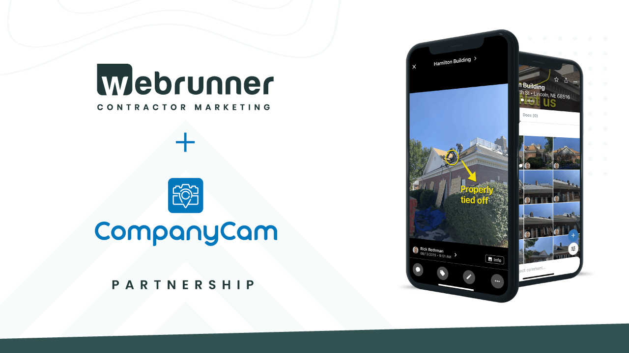 CompanyCam Partnership Featured Image