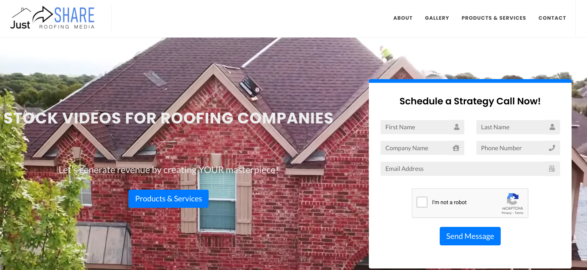Just Share Roofing Media