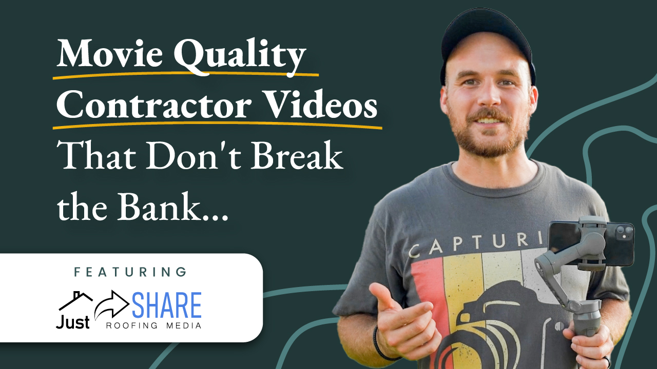 Contractor Videos Designed to Convert w/ Ryan Landis from Just Share Made
