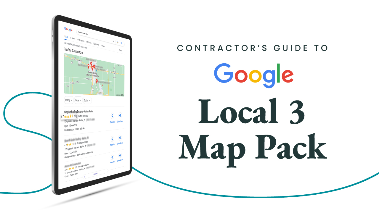 How to Own The Local 3 Map Pack by Webrunner