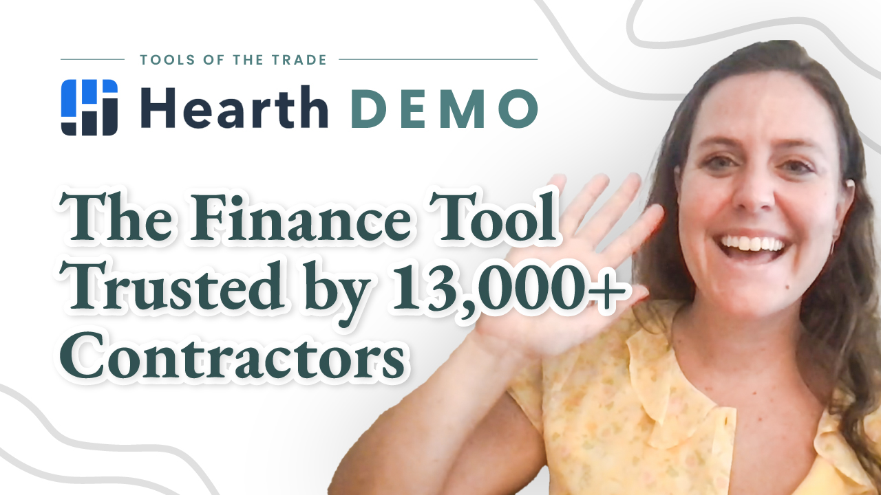 How to Increase Your Ticket Size by 30% [Hearth Demo] w/ Sarah Kreps - Webrunner Tools Of The Trade